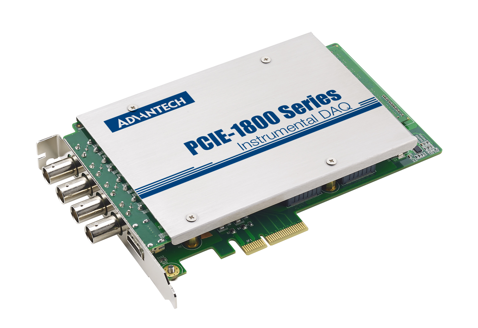 PCIE-1802 New8-ch, 24-Bit, 216 kS/s Dynamic Signal Acquisition PCI Express Card