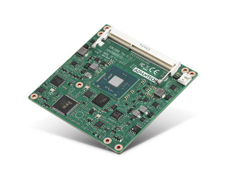 Intel® Pentium® Celeron® N3000 Series and Atom™ SoC COM Express Compact Module Type 6