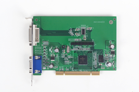 PCA-5612 Industrial PCI Graphics Card with Low Power Consumption